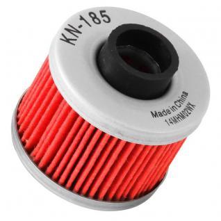 K&N Ölfilter KN-185 Aprilia Italjet Peugeot BMW OEM 026450 11417651414 210843727 737492
