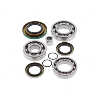 4 FRONT REAR WHEEL BEARING SET FOR Can-Am//Bombardier OUTLANDER MAX 400 4X4 05-15