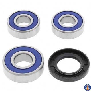 Wheel Bearing Kit Rear Honda NX250 88-90, VTR250 Interceptor 88-90, XL250R 82-87, XL350R 84-85, XL500R 82, XL600R 83-87, Hyosung GT250 , GT250R , GT650 , GT650R , GV650 , GV650S , Suzuki DR250 82-85, SP250 82-85, Yamaha SR250 Exciter 80-82, TDR125 (EURO)