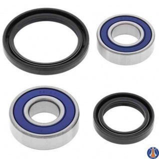 Wheel Bearing Kit Front KTM 640 Duke 00-02, 640 LC4 98-00, COMP LIMITED 620 97, Comp. 400 95-99, Comp. 620 94-99, DUKE 400 94-95, Duke 620 94-97, EGS 125 93-99, EGS 200 98-99, EGS 250 94-99, EGS 300 94-99, EGS 360 96-97, EGS 380 98-99, EG