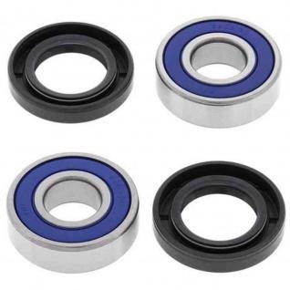 Wheel Bearing Kit Front Eton CXL-150 W/FRONT DISC BRAKES , UK1-90R , Kawasaki KXT250 Tecate 85-87, W650 01-02, W800 (EURO) 15