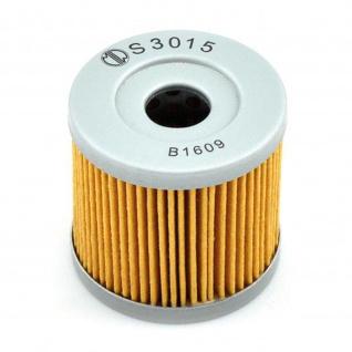 Ölfilter MIW S3015 CCM Suzuki LTZ 400 LTR 450 DRZ 400 Artic Cat Kawasaki KFX 400 KLX 400 OEM 3470-008 52010-S004 16510-29F00