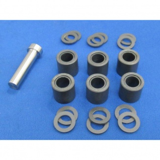 Replacement rollers for BRP governor/ spider assembly on Can Am ATV, UTV, and Ski Doo E-Drive 2 (6 arm primary clutch )