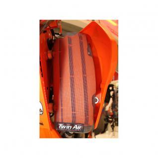 Twin Air MX Rad. Sleeve KTM / Husqvarna (oversized factory radiator)