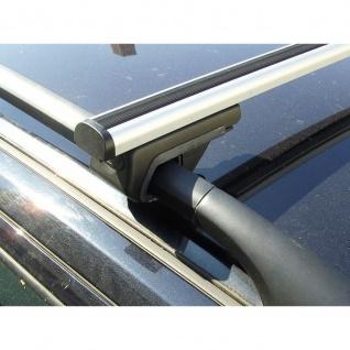 Dachträger Mercedes V-Klasse Vito Viano Relingträger Baujahr 2003 - 2016 Aluminium in chrom 140 cm - Vorschau 3