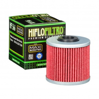 HF566 Oilfilter Kawasaki J125 J300 Kymco 125 150 300 Downtown Super Dink People 09-17 OEM 52010-Y001 1541A-LEA7-E00