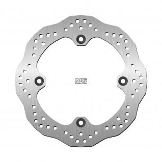 Bremsscheibe NG 0046X 256 mm, starr (FXD) [Wavy]