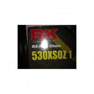 RK Kette 530 XSOZ 1 112 Glieder schwarz schwarz