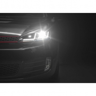LEDriving® XENARC® VW Golf VI GTI EDITION Legal und ECE-konform.