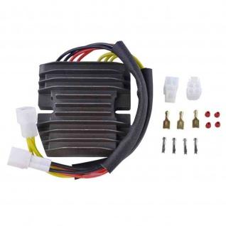 Voltage MOSFET Improved Regulator Rectifier Suzuki Bandit Boulevard GSXR 600 GSX-R 750 Hayabusa VL 800 LTA 700 King Quad - Vorschau 4