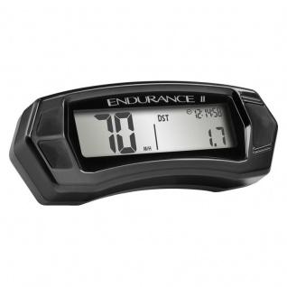 TrailTech Endurance II, schwarz Digitaltacho Honda CRF 125F/FB 14-18 CRF 150F 03-18 Honda CRF 230F 03-18
