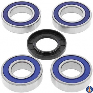 Wheel Bearing Kit Rear Husqvarna 701 Enduro 16-18, 701 Supermoto 18, KTM Adventure 1190 14-16, Adventure 950 06, Adventure 990 07-13, Duke 690 08-10, Enduro R 690 09-15, Rallye 690 Factory Replica 08-09, RC 8 1190 09-15, SMC 690 09-10, Super Adventure 129