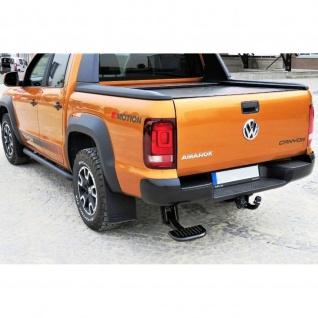 Trittbrett zum Ausklappen VW Amarok ab Baujahr 2010 Farbe schwarz