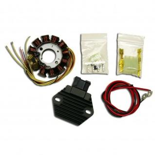 Lichtmaschine G149 & RR58 KTM Hi-Power Generator (3 phase 250 watts) & Regulator/Rectifier 2 Stroke