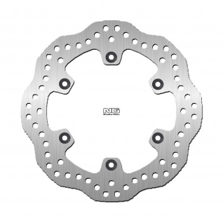 Bremsscheibe NG 0091X 230 mm, starr (FXD) [Wavy]