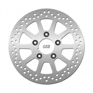 Bremsscheibe NG 1246 256 mm, starr (FXD)