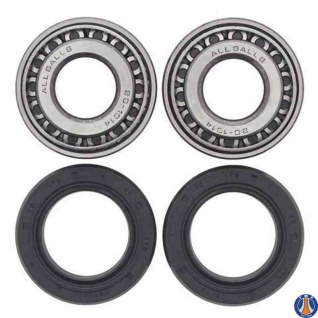 Wheel Bearing Kit Front Harley FLH Electra Glide 73-81, FLHR Road King 94-98, FLHR Road King Classic 99, FLHRCI Road King Classic (EFI) 98, FLHRI Road King (EFI) 95-98, FLHS Electra Glide Sport 89-93, FLHT Electra Glide 82-99, FLHTC Chrome 85, FLHTC Elect