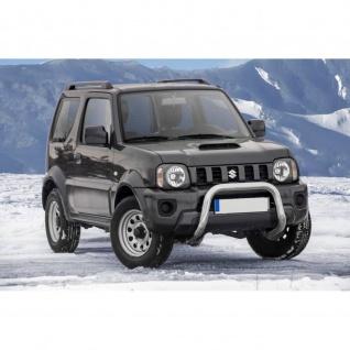 Frontschutzbügel für Suzuki Jimny Baujahr 2012-2018