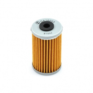 Ölfilter MIW DA16003 Daelim VJ125 Roadwin, VL125 Daystar, VS125 Evolution 06- OEM 15412-BA1-0000 15412-KN6-0096
