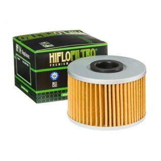 Hf114 Ölfilter Honda Trx 420 Trx 500 Sxs1000 Pioneer 15412-hp7-a01 - Vorschau 1