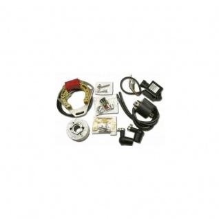 STK-012D - Self generating digital internal rotor kit (twin spark plug) Triumph: 3TA, 5TA BSA A65 Dual Spark Motorcycles