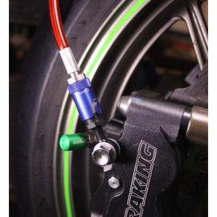 Stahlbus Bremsen Schnelltrennkupplung S-Link Bajonet-Typ, Banjo-Nippler, NW 3.5mm, Alu, Dichtung EPDM