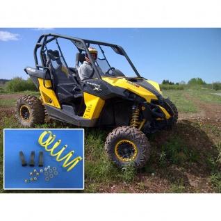 Clutch Kit CAN AM Maverick (not 2017+ XMR version) -Stock or oversized tires*, adjustable kit 13- 17