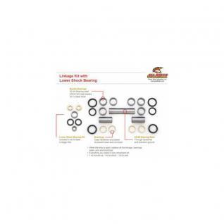 Dichtungs- und Lagersatz Federbeinumlenkung Honda XR650R 00-07