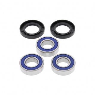 Wheel Bearing Kit Rear Yamaha Dt X 125 (euro) 05-06, Dt125 (euro) 99-06, Wr200 92, Wr250 91-97, Wr400f 98, Wr500 92-93, Yz125 86-98, Yz250 82-98, Yz400f 98 - Vorschau