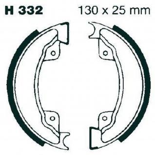 Premium Bremsbacken Water Grooved H332G für Honda