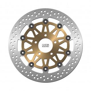 Bremsscheibe NG 0120 310 mm, schwimmend gelagert (FLD)