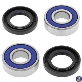 WB09-25-1216 Radlager KIT Eton CXL-150 W/FRONT DISC BRAKES , UK1-90R , Kawasaki KXT250 Tecate 85-87, W650 01-02, W800 (EURO) 15