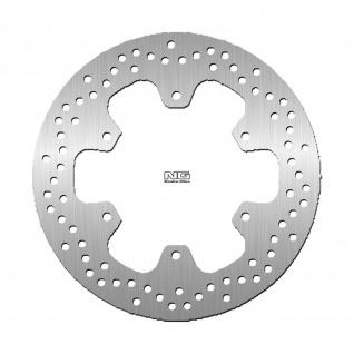 Bremsscheibe NG 0054 267 mm, starr (FXD)