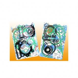 Complete gaskets kit / Motordichtsatz komplett Aprilia SCARABEO 4T / RESTYLING EU3 100 4T 06 - 14 OEM 497149