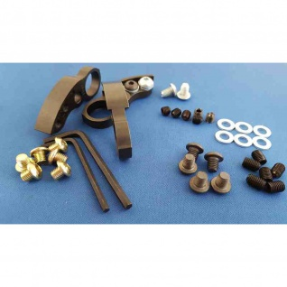 SkiDoo 903 Pro Tuner kit &ndash, Fully adjustable weight kit for the 600R/850 pDrive primary clutch (clicker type)