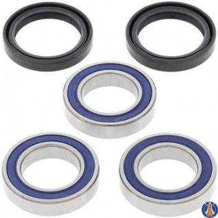 Wheel Bearing Kit Front BMW G450X 07-10, Husqvarna TC 85 14-18, KTM FREERIDE 250 R 15-17, FREERIDE 350 (EURO) 15, SX 85 12-18, SX 85 BW 13-18, SXS 85 13-14, Wheel Bearing Kit Rear Aprilia RXV 450 06-11, RXV 550 06-11, SXV 450 06-11, SXV 550 06-11, BMW G45