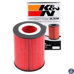 K&N Ölfilter PS-7007 Volvo XC 70 XC V70 S 80 LAND ROVER LR2 3.2L BMW X3 325 330 Z4 X5 525 FORD GT 5.4L V8
