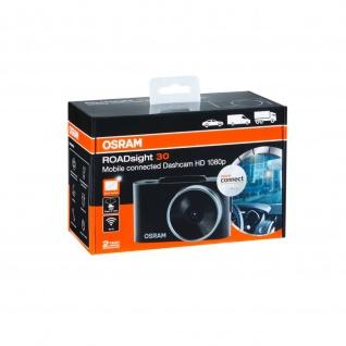 OSRAM Dashcam ROADsight 30 für PKW, LKW mit WLAN und GPS