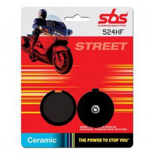 Bremsbelag SBS 524HF Street Ceramic