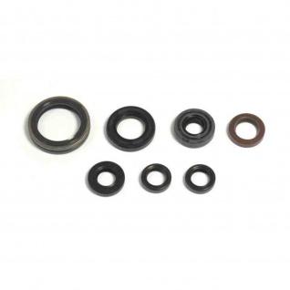 Engine oil seals kit / Motorsimmerringe Gas Gas EC 250 F EC 300 4T 13-15 Yamaha WR 250 F 01/13 YZ 250 F 01/13
