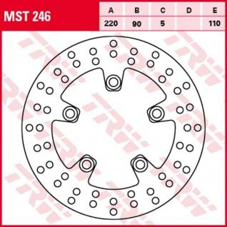 MST246 Bremsscheibe starr Suzuki GSX-R SV TL 600 650 750 1000 1100 97-17