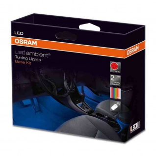 LEDambient® Tuning Lights Basis-Kit mit Funktionstester 12 Volt Innenraumbeleuchtung
