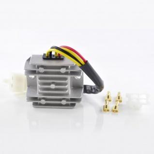 Voltage Regulator Rectifier improved for Honda ATC 200 TRX 200 82-84 & Banshee Umbau