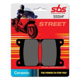Bremsbelag SBS 555HF Street Ceramic