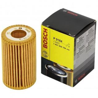 Bosch Ölfiter Renault P9184 77 01 206 705 7700126705 82 00 025 862 82 00 042 833