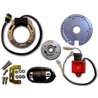 Stator Kit universal innerrotor ignition Honda CR 125 R TM MX EN SMM SMR 80 85 100 125 144 250 300 Yamaha YZ125