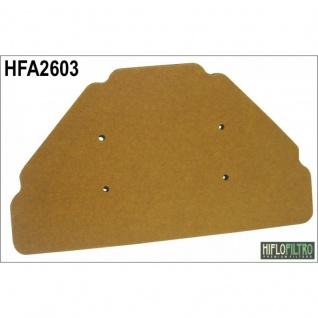 HFA2603 Luftfilter Kawasaki ZX600 F1-F3 (ZX6-R Ninja) 95-97 11013-1240