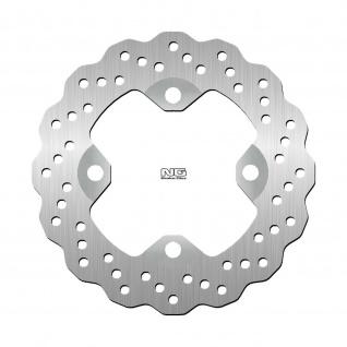 Bremsscheibe NG 0100X 220 mm, starr (FXD) [Wavy]