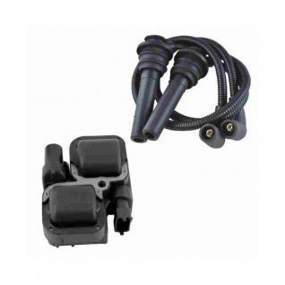 RM06055 Kit External Ignition Coil + Spark Plug Cap Polaris RZR 900 RZR 900 S RZR 4 900 RZR 1000 XP RZR 4 1000 XP 14-16