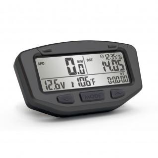TrailTech Striker, Digitaltacho Batterieanzeige YAMAHA - YFM 700 R YFZ 450 R YFZ 450 X 06-16